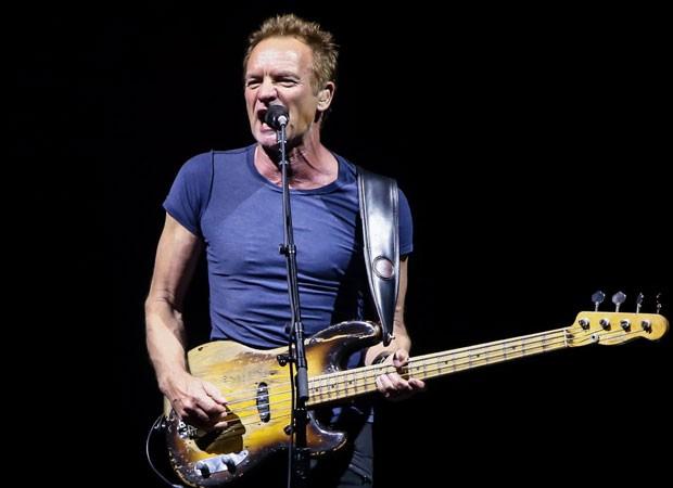Sting (Foto: Manuela Scarpa/Brazil News)