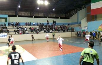 Em rodada de abertura, Copa Morena de futsal conhece oito classificados