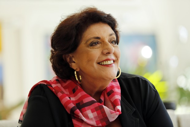 Leda Nagle (Foto: Marcos Serra Lima / EGO)