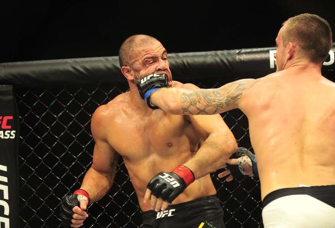Thales Leites; Jotko; UFC SP (Foto: Marcos Ribolli)