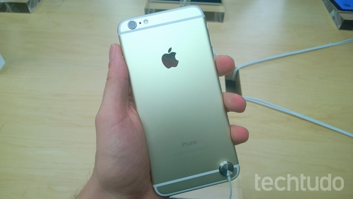 iPhone 6 Plus 22 (Foto: Elson de Souza/TechTudo)