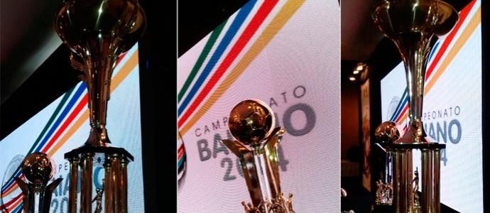 Troféus Campeonato Baiano 2014 (Foto: Eduardo Oliveira/Arquivo Pessoal)