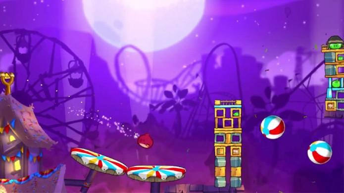 Angry Birds 2 ganha 20 novas fases em atualização com Pigsyland (Foto: Reprodução/YouTube)