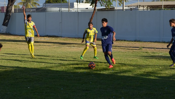 Copa Roraima de Futebol Infantil;semifinal;roraima;futebol;santos;palas (Foto: Bruno Willemon)