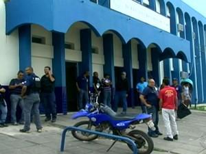 Operação Sisne é realizada em Ilhéus (Foto: (Foto: Reprodução TV Santa Cruz))
