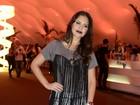 Jessika Alves levou duas horas se arrumando para ir ao Rock in Rio