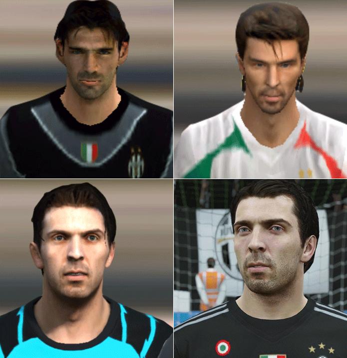 Buffon é um goleiro lendário na vida real e no Fifa (Foto: Reprodução/Thiago Barros)