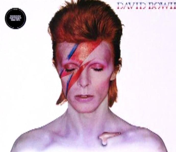 David Bowie foi homenageado no Vídeo Show (Foto: TV Globo)