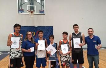Equipe potiguar de basquete participa de intercâmbio esportivo na Argentina
