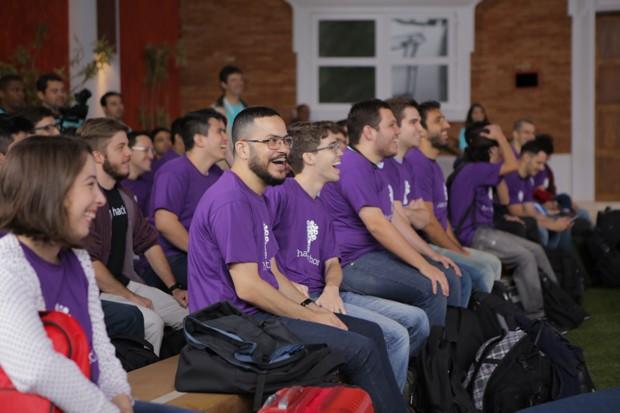 Hackathon na casa do 'Big Brother Brasil' (Foto: Divulgação / TV Globo)