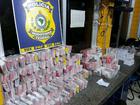 PRF apreende mais de oito mil mercadorias irregulares no Ceará