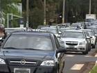 Número de veículos mais que dobra em 13 anos nas ruas de Ribeirão Preto