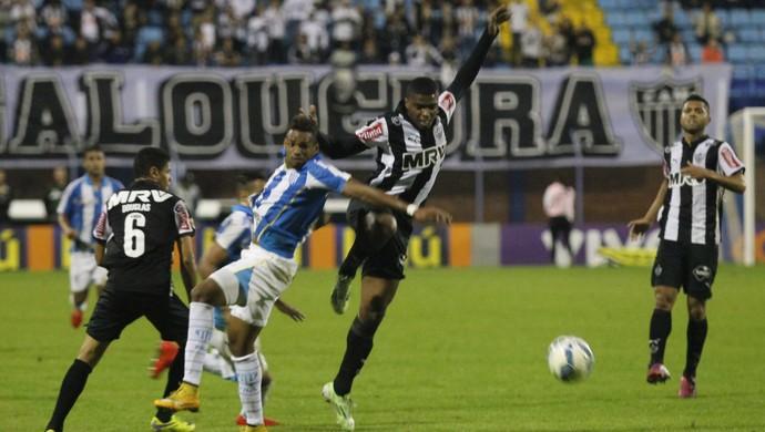 Avaí x Atlético-MG (Foto: Jamira Furlan/Avaí)