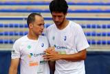 Invicta há sete jogos na Davis, dupla Melo/Soares já treina na Argentina