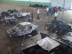 Polícia fecha desmanche de carros e prende quadrilha em Valinhos, SP