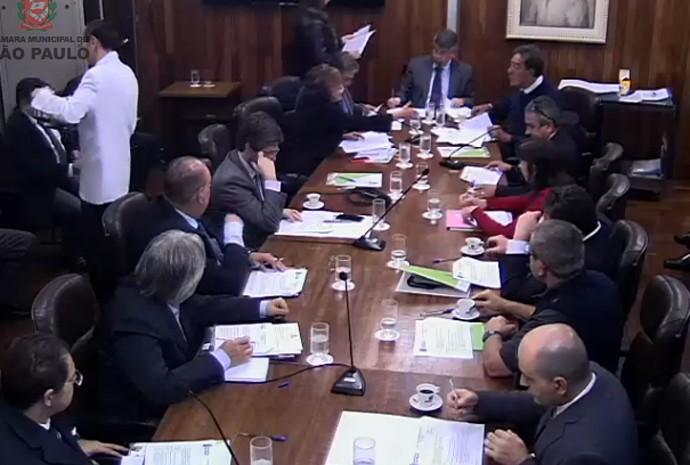 Reunião da Mesa Diretora