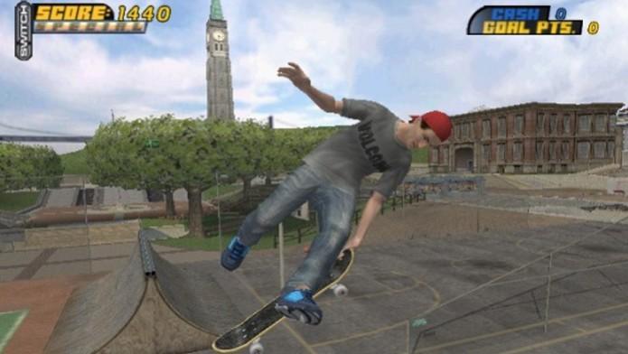 Tony Hawk's Pro Skater 4 (Foto: Divulgação)