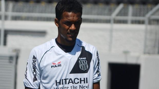 Bruno Silva, volante da Ponte Preta (Foto: Murilo Borges / Globoesporte.com)
