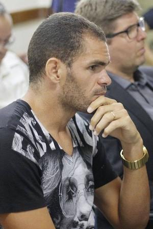 Wallace Pernambucano, Sergipe (Foto: João Áquila / GloboEsporte.com)