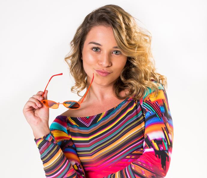 Laryssa Ayres posa para especial de Malhação Verão (Foto: Felipe Monteiro/Gshow)