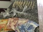 Depois de denúncia, PM prende dois suspeito de tráfico de drogas