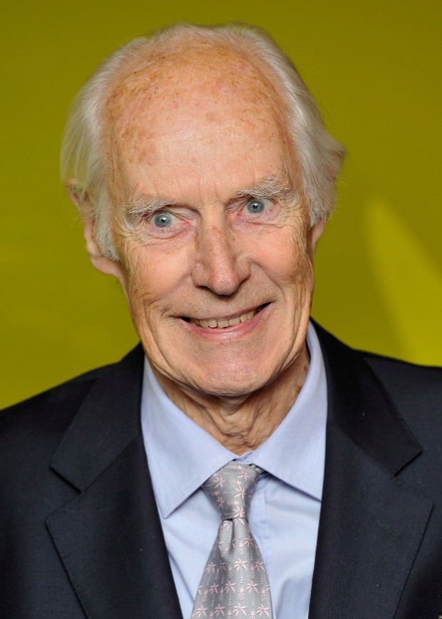 Sir George Martin em 2010 (Foto: Gareth Cattermole/Getty Images)