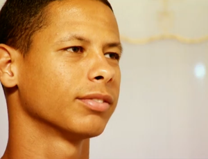 Jonathan Fernandes, base; Botafogo (Foto: Reprodução SporTV)
