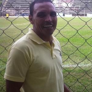 Gilmar Estevam (Foto: Diego Souza/Globoesporte.com)