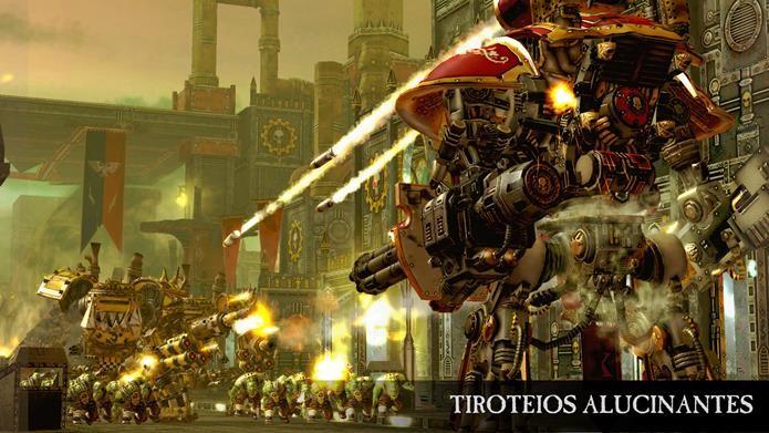 Com gráficos incríveis, Warhammer é um jogo imperdível para quem gosta de visual AAA (Foto: Divulgação / Pixel Toys)