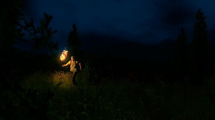 Os jogadores e zumbis podem ver luzes e ouvir sons a distância (Foto: Divulgação)