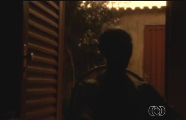Idosos temem ser vítimas de novos golpes em Anápolis, Goiás (Foto: Reprodução/ TV Anhanguera)
