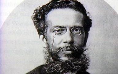 MACHADO DE ASSIS (1839-1908) - Maior nome da literatura nacional, nasceu na Ladeira do Livramento, no Centro do Rio. Pai do realismo brasileiro, fundou a Academia Brasileira de Letras.