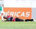Atuações: Léo Moura volta a marcar e Grafite vai mal em vitória do Santa