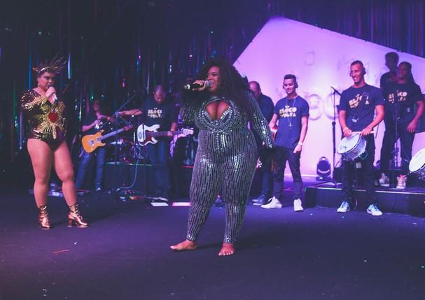 As atrações do baile da vogue 2018 (Foto: Ale Virgilio)