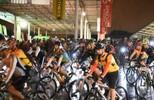 Corujão de Bike reúne cerca de 1.500 pessoas em Bauru