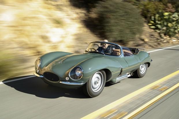 Jaguar XKSS  (Foto: Divulgação)