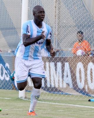gol de bruno luiz, macaé x bonsucesso (Foto: Tiago Ferreira / Macaé Esporte)
