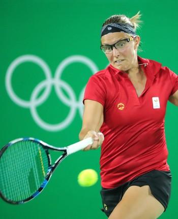Kirsten Flipkens, tênis, bélgica (Foto: Michael Kappeler / DPA)
