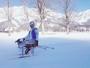 Paranaense conhece neve após a Rio 2016 e sonha com Jogos de Inverno