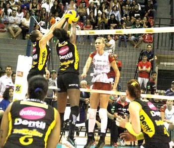 Vôlei Bauru x Praia Clube, Copa Brasil, Marília (Foto: Divulgação / Vôlei Bauru)