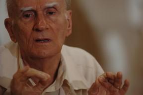 Ariano Suassuna  (Foto: TV Globo / Renato Rocha Miranda)