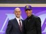 """Família de promessa da NBA com  pai falastrão vai virar """"reality show"""""""