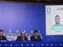 """Dunga não revela plano olímpico, mas deve ter """"veteranos"""" da Copa América"""