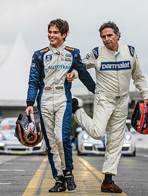 Nelson Piquet Pedro Piquet Porsche Cup