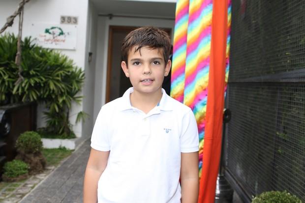 Rodrigo Silva, filha de Faustão (Foto: Thiago Duran/AgNews)