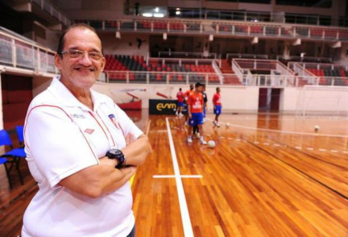 Fernando Ferretti técnico futsal Joinville (Foto: Divulgação/Joinville)