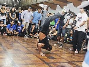 Hip-hop é o tema do encontro (Foto: Diego Alves/ Prefeitura de Vitória)
