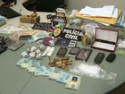 Polícia prende quatro suspeitos de tráfico de droga no interior do Ceará
