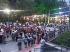 Militantes vão às ruas em Juiz de Fora manifestar apoio a ex-presidente Lula