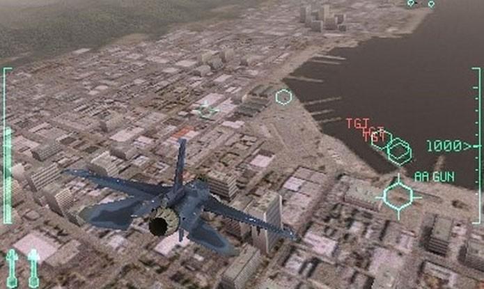 Ace Combat: Assault Horizon Legacy+ (Foto: Divulgação)